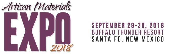 Artisan Material Expo 28-30 September 2018